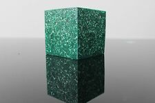 7cm Orgone Meditation AllSpark Cube Seed of Life Lemurian 23k Gold 14 x Lemurian
