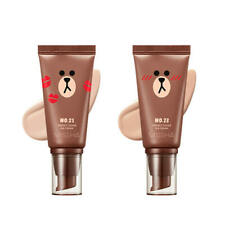 Misha Line Friends Perfect Cover BB Cream #21 #23 SPF 42 PA+++(50ml) + GIFTS