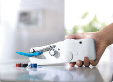 New Portable Household Handy Stitch Electric Mini Handheld Sewing Machine D19