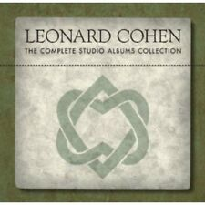 Leonard Cohen-the Complete Studio Albums Collection Box Set 11xcd Sony Music 2
