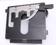 Zeiss Axioskop XY Stage Microscope Universal Standard WL