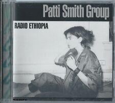 PATTI SMITH - Radio Ethiopia - Pop Rock Music CD