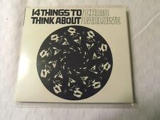 CD  CHRIS FARLOWE   14 THINGS TO THINK ABOUT
