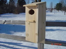 Wood Duck Nest Box Cedar