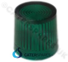 3272 VALENTINE ELECTRIC FRYER GREEN BULB ROUND LENS CAP COVER PENSION 1 2 PARTS