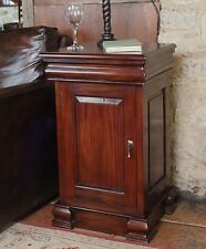 Chateau solid mahogany furniture send end lamp table