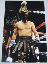 "MICHAEL KATSIDIS Hand Signed 12""x18"" Photo 3"
