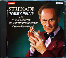 Tommy REILLY: SERENADE for Harmonica BEATLES FAURE CD Grieg Norwegian Dance