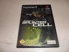 PLAYSTATION 2 PS 2 Tom Clancy 's Splinter Cell