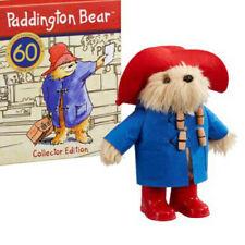Rainbow Designs Paddington Bear Toy 60 Anniversary Collector Edition 25cm Boxed