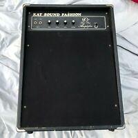 VINTAGE RETRO KAY SOUND FASHION GUITAR AMP AMPLIFIER SOLID STATE