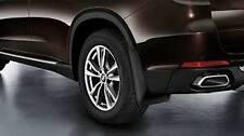 Mudflap Set Rear Genuine BMW X5 F15 Non M Sport 82162302408