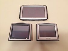 (3) TomTom Gps units + accessories