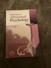 The Essence Of Abnormal Psychology