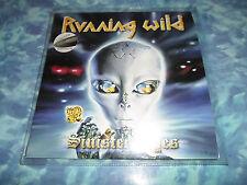 "RUNNING WILD - SINISTER EYES 7"" LP MINT RARE LTD POWER HELLOWEEN GAMMA RAY RAGE"