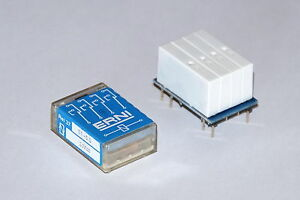 Ersatzlösung für ERNI Relais REL 37 B .. replacement solution 5V 12V 24V 48V 60V