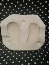 1987 Scioto Molds S-1394 Wings - Mother Angel Wings Ceramic Slip Casting Mold