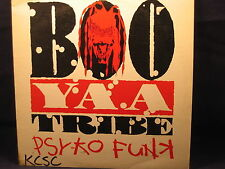 "BOO-YAA TRIBE "" Psy-ko Funk"" LP 1990 4th & Broadway 440 510-0 PROMO"