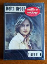 Keith Urban - Video Hits (DVD, 2004)