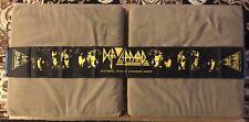 Def Leppard Scarf 1988 Hysteria European Tour RARE