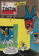 JOURNAL DE TINTIN N° 524 NOV. 1958 - COUVERTURE CHICK BILL PAR TIBET