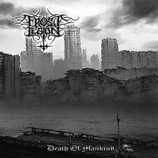 """Frost Legion """"Death Of Mankind"""" (NEU / NEW) Black-Metal"""