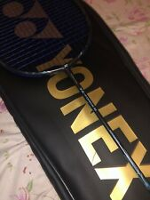 NEW YONEX VOLTRIC Z FORCE II BADMINTON RACKET 4UG5 BOUGHT FROM LUNG TANG