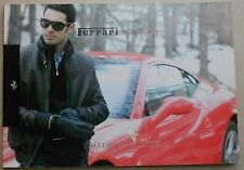 Ferrari Store Exclusive Selection Prospekt 3579/09 Brochure Depliant buch book