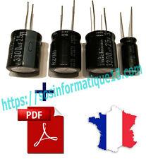 Kit réparation Module Boîtier CCC GPS BMW E60 E61 E90 E93 ...Notice en Français!