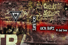 HOOLIGANS /ULTRAS 4 DVD BOX ULTRAS BARI CURVA NORD