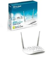 ROUTER MODEM 300MBPS WI-FI WIRELESS ADSL2+ ACCESS POINT TP-LINK TD-W8961N F