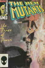 New Mutants, The #25 VF; Marvel | save on shipping - details inside