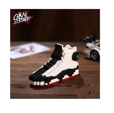 NEW 3D Shoes Building Blocks Bricks AJ13 Jordan Basketball Chicago MJ 2019
