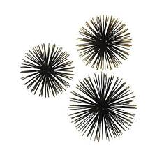 Sea Urchin Wall Décor Gold - Project 62™