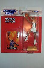1996 Starting Lineup SLU Grant Hill NBA Detroit Pistons MOC