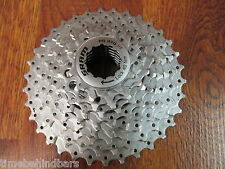 SRAM PG-970 11-34T 9 SPEED CASSETTE WITH LOCK RING