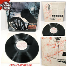 SIGNED! GRAHAM JACKSON Battle Atlanta JOHNNY REB wild organ CIVIL WAR Hear! LP