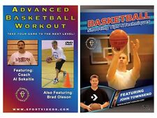 Basketball Instructional DVDs - Buy 1 DVD get 1 free - Also Free Shipping!!