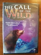 THE CALL OF THE WILD (CHARLTON HESTON) NEW AND SEALED