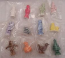 New ListingWade England Red Rose Calendar Series Complete Set of 12 Figurines New Package