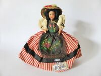 Poupees Magali Spanish Celluloid Collector Doll, All Original, 1950s Vintage