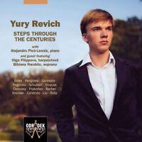Revich Yury / A Pico-Leonis - Steps Attraverso Il Secoli Nuovo CD
