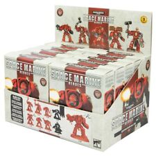 Space Marine Heroes: Rest of the World Series 2, Case of 10 Blind Boxes (Sealed)
