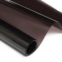 Car Home Window Tint Film Black Roll 20% VLT 50cm*6m + Window Tinting Tools  э