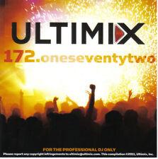 Ultimix 172 CD DJ Remixes Britney Spears David Guetta +