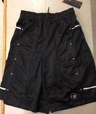 SHORT BASKET UOMO MAN AND1 BALLISTIX GAME 9587 BLACK TAGLIA MEDIUM