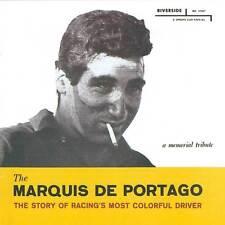 Marquis De Portago - A Memorial Tribute (CDRIVM 012)