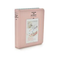 "64 Pockets Photo Album Case Storage For Fujifilm Instant Instax Mini Film 3"""