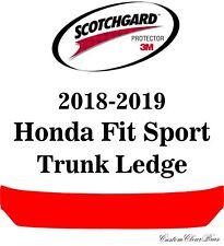 3M Scotchgard Paint Protection Film Clear Pre-Cut Fits 2018 2019 Honda Fit Sport