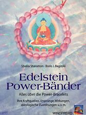 EDELSTEIN POWER-BÄNDER - Shalila Sharamon & Bodo J. Baginski BUCH
